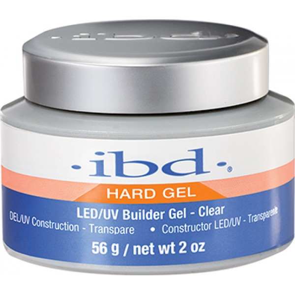 IBD LED / UV Builder Gel Clear 2oz