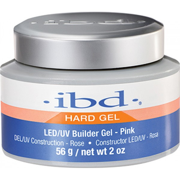 IBD LED / UV Builder Gel Pink 2oz