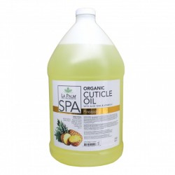La Palm Cuticle Oil - Pineapple (Case of 4 x 1 Gallon)