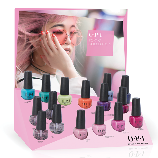 OPI Tokyo Collection Spring 2019 - Nail Lacquer 16pc Set