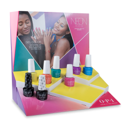 OPI NEON Collection Summer 2019 - GelColor 8pc Set