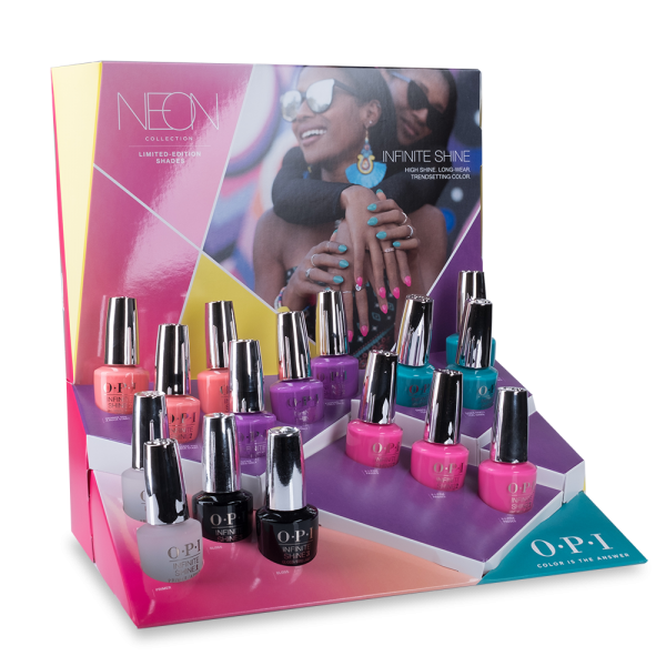 OPI NEON Collection Summer 2019 - Infinite Shine 16pc Set